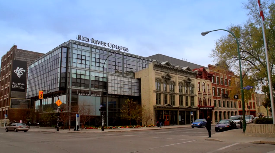 Red River College Campus Tour